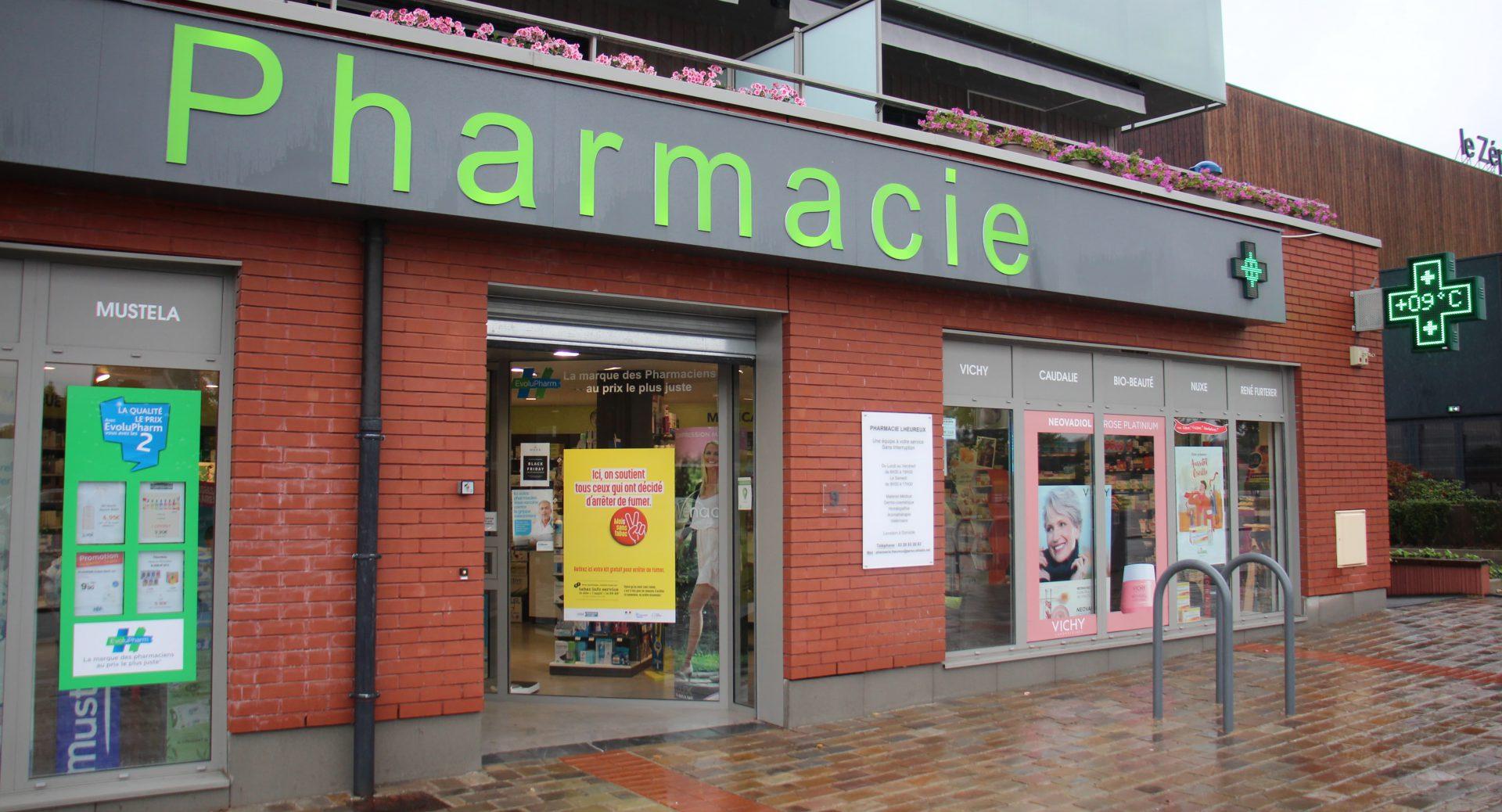 Pharmacie Lheureux